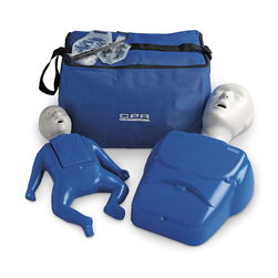 CPR Prompt Adult/Child and Infant Training Pack, Blue