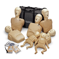 CPR Prompt® TPAK 700T Tan 7-Pack