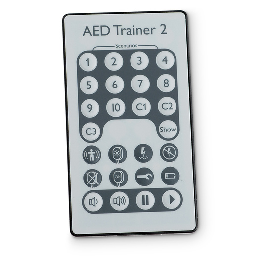 Remote Control for the Laerdal™ AED Trainer 2
