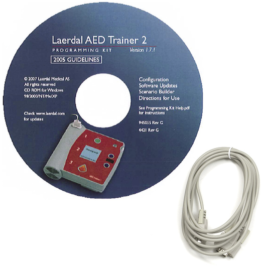Programming Kit for the Laerdal™ AED Trainer 2