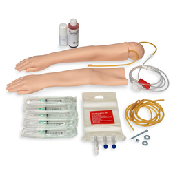 Pediatric MultiVenous IV Training Arm Kit