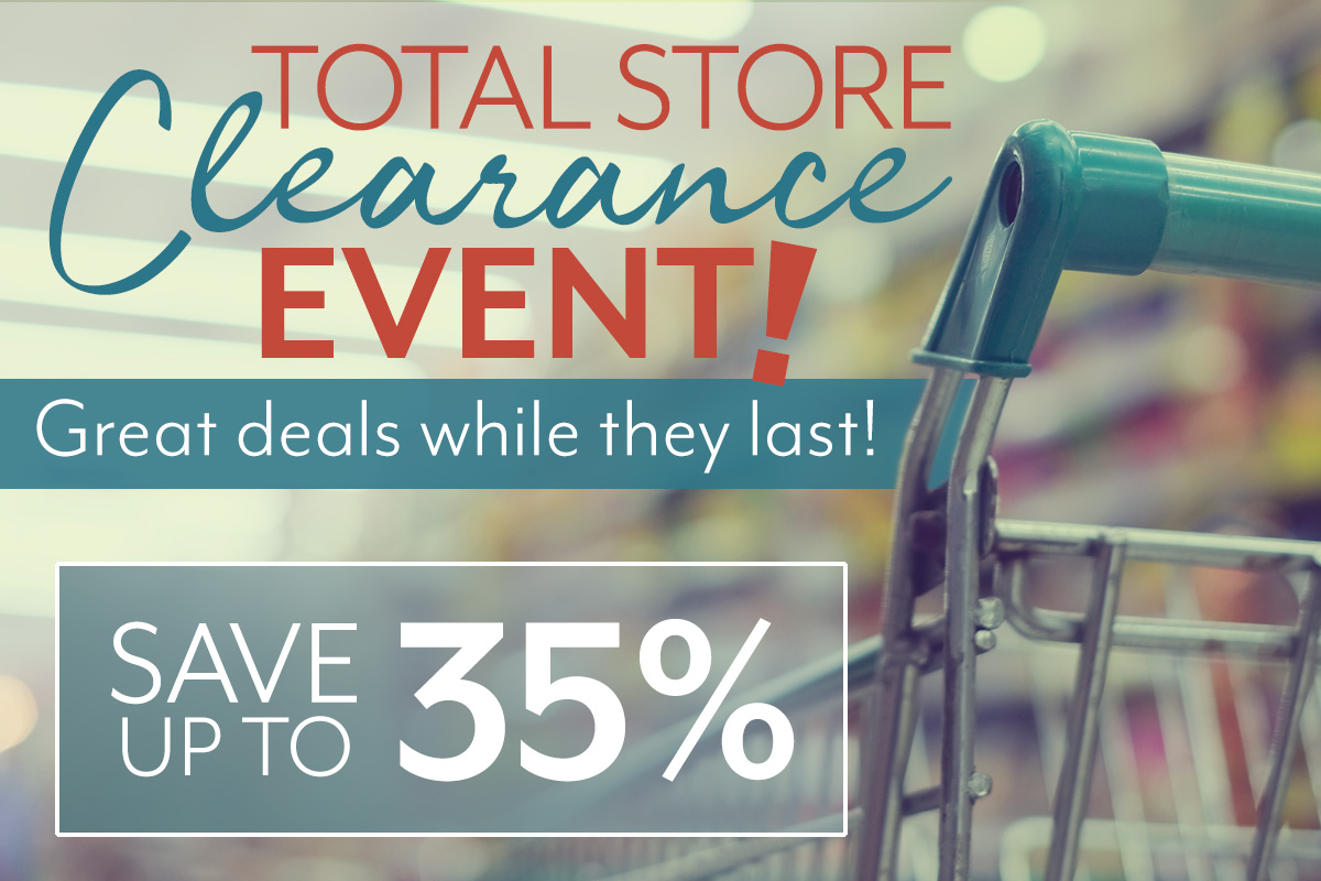 Nasco Modesto Retail Store - Take advantage of our Total Store Clearance Event and save up to 35% on all of our Arts & Crafts products, 30% off Education products, and 25% off Farm & Ranch products!
