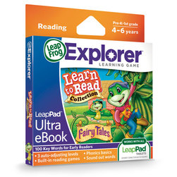 LeapPad™ Explorer™ eBook Learn to Read Collection, Fairy Tales