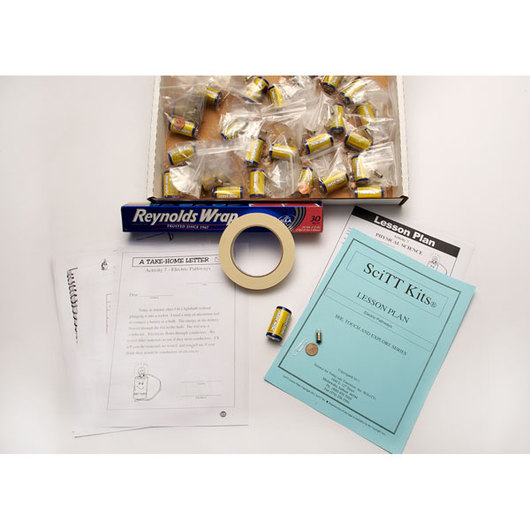 Electric Pathways: Conductors/Nonconductors Classroom Kit