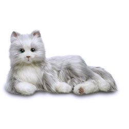 Joy for All Companion Cat Pet - Silver