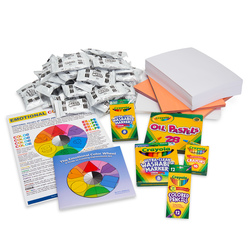 Emotional Color Wheel Classroom Kit