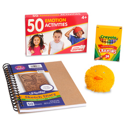 Managing Our Emotions At Home SEL Student/Family Kit