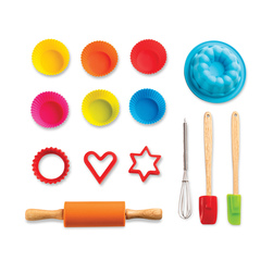 HIC Mrs. Anderson's 14-Pc. Kids' Baking Set