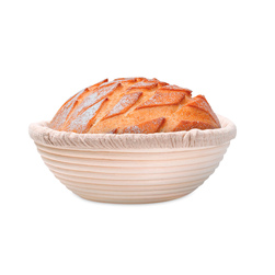 HIC Mrs. Anderson's Round Brotform Bread-Proofing Basket