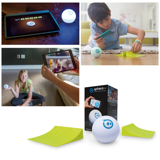 SORRY, THIS ITEM IS NO LONGER AVAILABLE. PLEASE SEE BELOW FOR A SUBSTITUTION.<br />Sphero 2.0 - Pack of 12