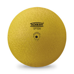 Tachikara 10 Yellow Playground Ball