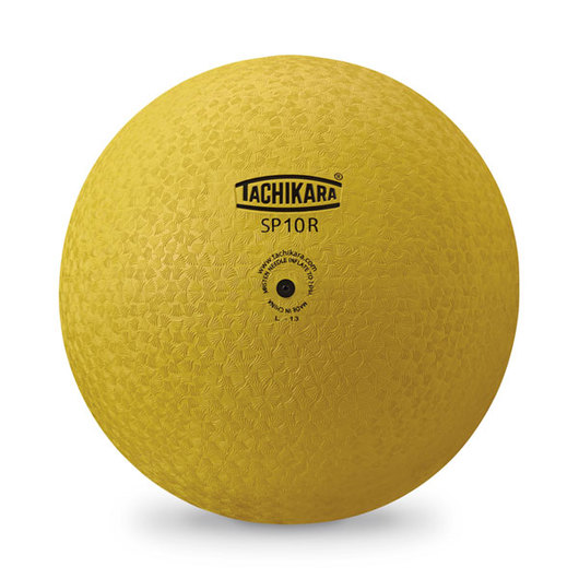 Tachikara® 10 in. Yellow Playground Ball