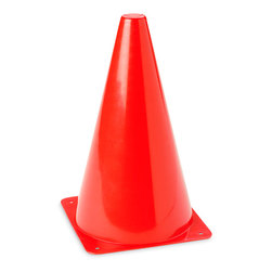 Polyethylene Cone - Red