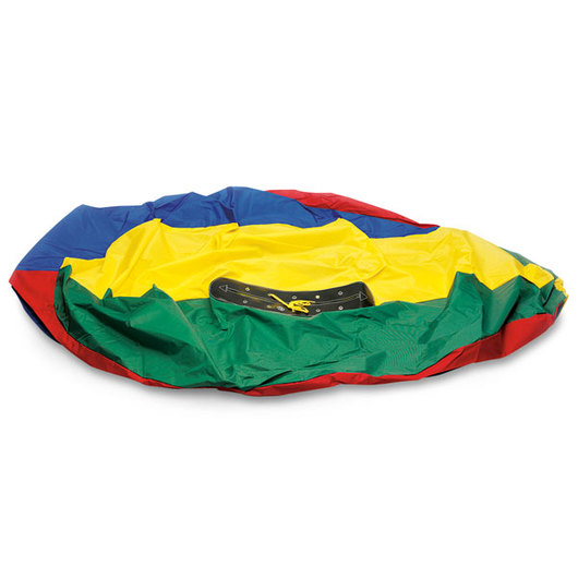 Multicolored Nylon Cageball Cover - 72 in. Dia.