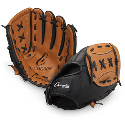 Champion® Leather/Vinyl Glove - Right-Hand Thrower - 11 in.