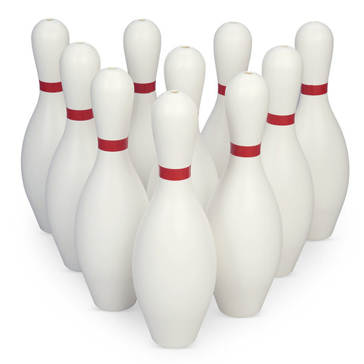 Non-weighted Bowling Pins