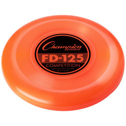 Competition Plastic Disc - 9-1/4 in. Dia.