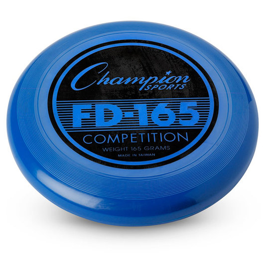 Competition Plastic Disc - 10-1/4 in. Dia.