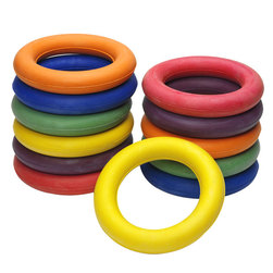 Deck Tennis Rings - Set of 12