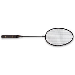 Champion® Steel Shaft Badminton Racquet
