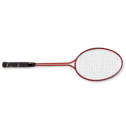 Champion® Double Steel Shaft Badminton Racquet