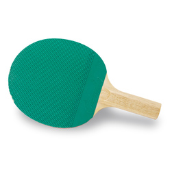 Table Tennis Paddle - 5-ply Rubber Face