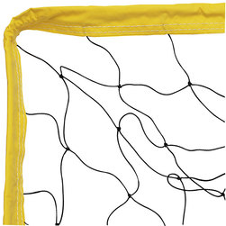 Volleyball Net - Yellow