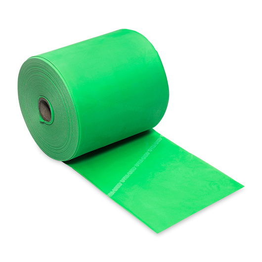 Dyna-Band® Stretch Latex Medium Resistance Band - Green