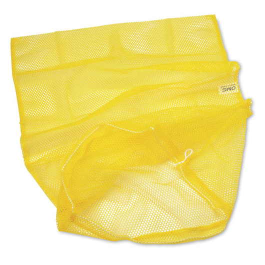 24 in. x 36 in. Mesh Ball Bag - Yellow