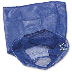 28 in. x 40 in. Mesh Ball Bag - Blue