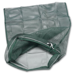28 in. x 40 in. Mesh Ball Bag - Green