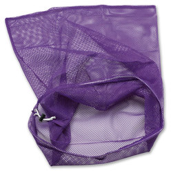 28 in. x 40 in. Mesh Ball Bag - Purple