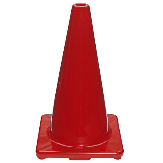 18 in. Poly Cone - Red