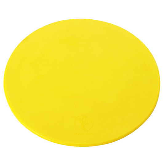 9 in. Poly Spot - Yellow