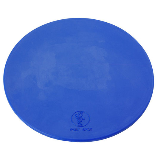 9 in. Poly Spot - Blue