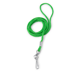 Whistle Lanyard - Green