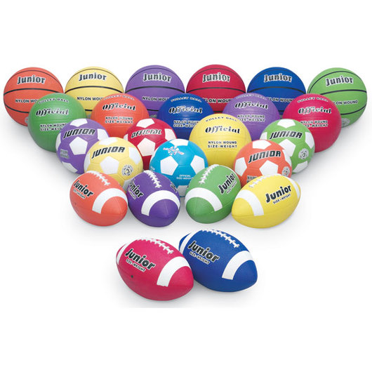 Middle School Value Ball Pack