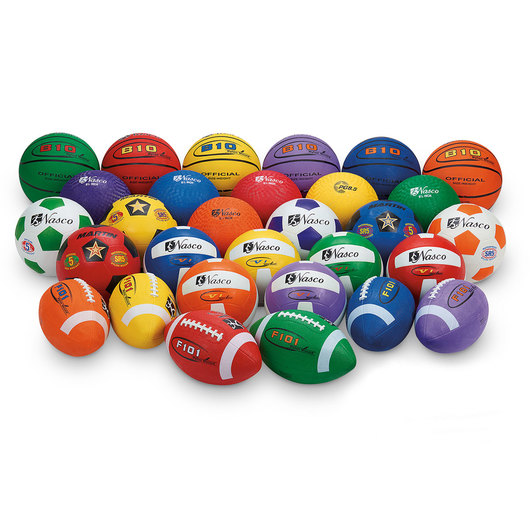 Official-Size Value Ball Pack