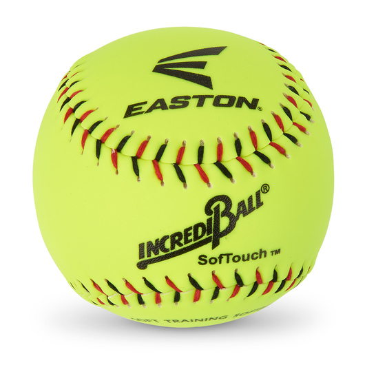 11 in. Neon Softouch® IncrediBall® Softball - Synthetic Leather