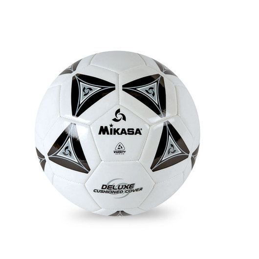 Mikasa® Deluxe Cushioned Cover Soccer Ball - Size 5