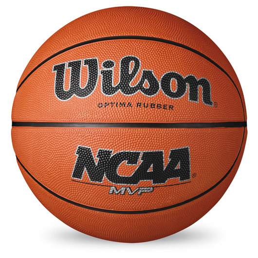 Wilson® NCAA MVP Official Men's Size Basketball - Size 7 (29-1/2)