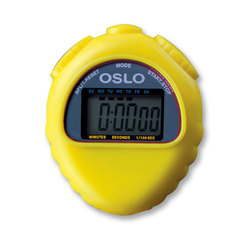 Oslo 427 Single-Event Stopwatch - Yellow
