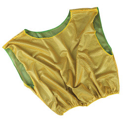 Adult-Size Reversible Scrimmage Vest - Yellow/Green