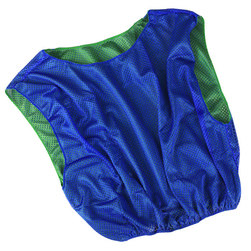 Adult-Size Reversible Scrimmage Vest - Blue/Green