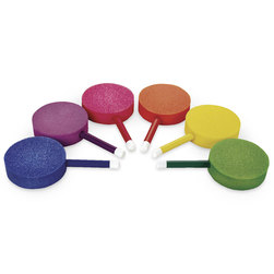 Lollipop Foam Paddles - Set of 6
