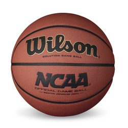 Wilson® NCAA Solution Basketball - Men's Size 7 (29-1/2 in.)