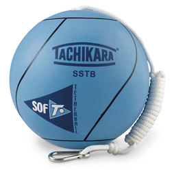 Tachikara Super-Soft Tetherball - Light Blue
