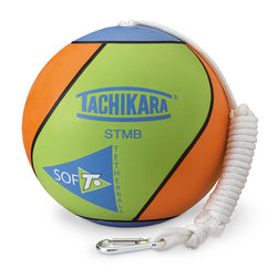 Tachikara Super-Soft Tetherball - Multicolor