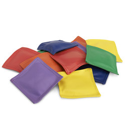 PVC Beanbags - 4 in. - Set of 12