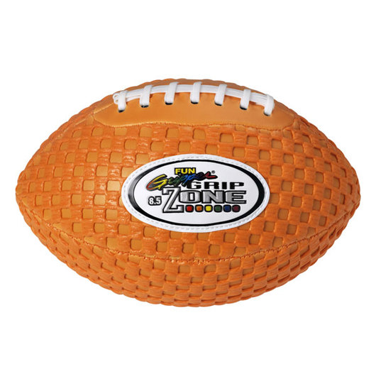Fun Gripper™ - Grip Zone™ Football - 8-1/2 in. L - Orange